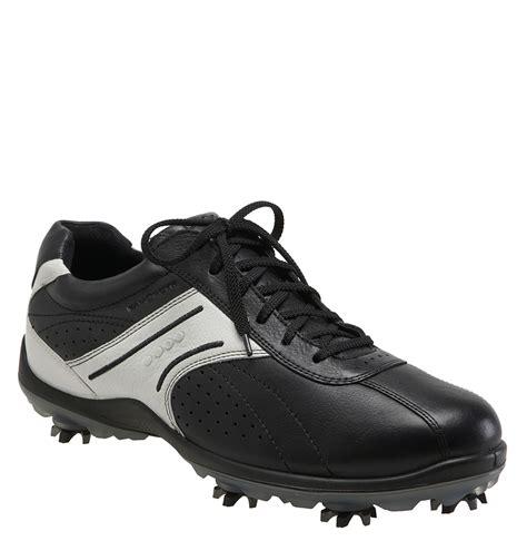 ecco casual cool ii hydromax golf shoe in black for