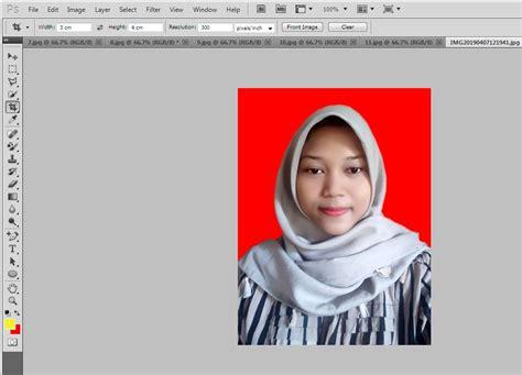 membuat foto hitam putih  photoshop membuat