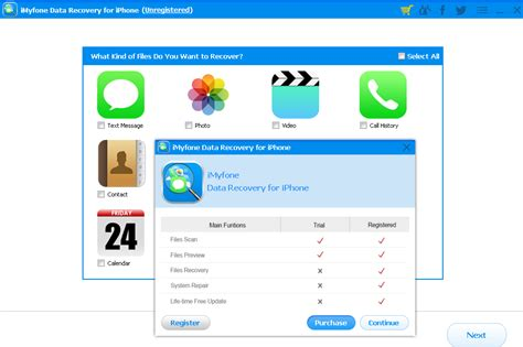 full data recovery iphone imyfone data recovery for iphone free license code full
