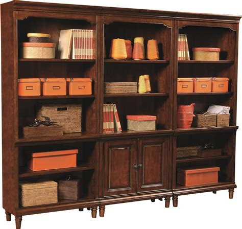 Bookcase Set Aspenhome Villager Bookcase Set With 2 Open Bookcases And