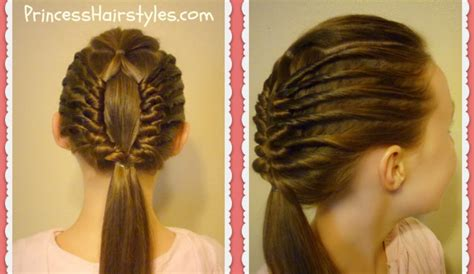 Hairstyles Images by Window Braid Tutorial Edgy Hairstyles