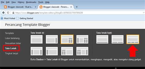 membuat footer blogspot slazzweb cara membuat footer blog menjadi 3 kolom bagian
