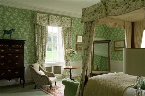 irish bedroom designs ballinlough castle