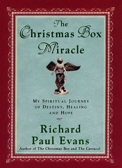 a journey of miracles books the box miracle ebook by richard paul