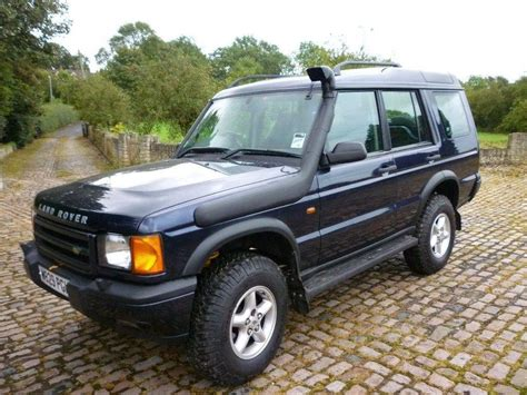 land rover snorkel land rover discovery 2 td5 v8 diesel petrol combo