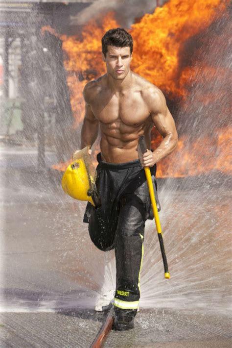 Firefighter Calendar Firefighter In Firefighters