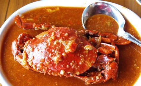 resep masakan chep conan kepiting saos padang