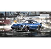 Inbound Racer 240Z Datsun Nissan V2 By Yasiddesign On