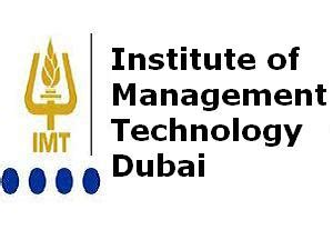 Mba Management In Dubai by Institute Of Management Technology Opens Mba Admission At