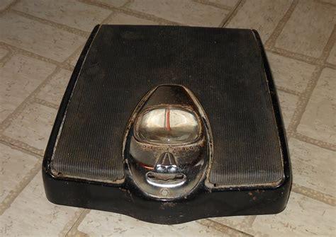 vintage bathroom scales vintage detecto bathroom scale collectors weekly