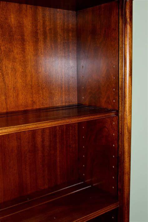 pair of mahogany kaplan furniture beacon hill arched