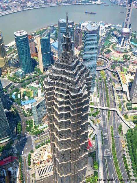 Architecture Designs jin mao tower the skyscraper center
