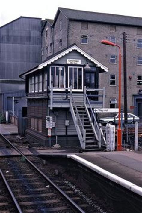 kenley signal box is an entrant for shed of the year 2012 cross keys signal box is an entrant for shed of the year