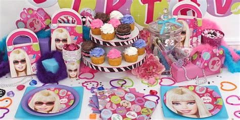 party themes 5 year old barbie birthday party ideas for a 5 year old girl funky