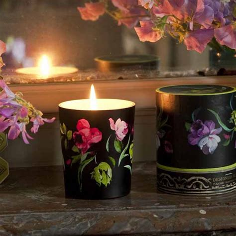 decorative candles  flowers cheap mothers day gift ideas