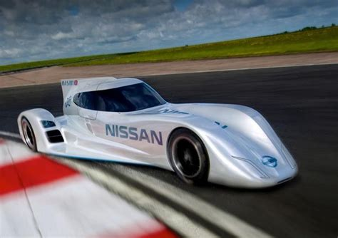 nissan fast car nissan zeod rc world s fastest electric race car