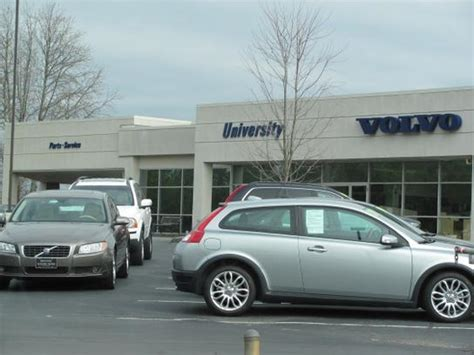 university volvo charlotte nc  car dealership  auto financing autotrader