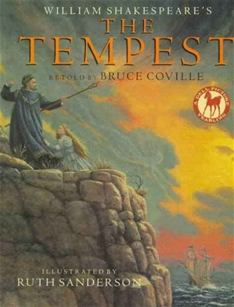tempest books william shakespeare s the tempest by bruce coville
