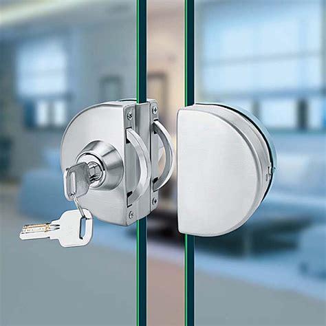 glass door lock 2018 gd03ss glass door lock stainless steel without