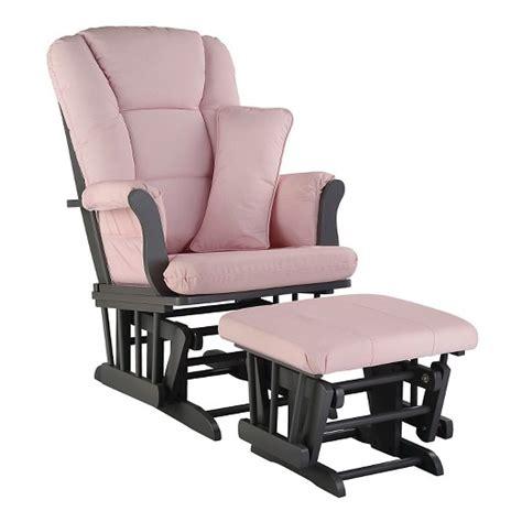 stork craft tuscany glider rocking chair ottoman storkcraft tuscany gray frame glider and ottoman target