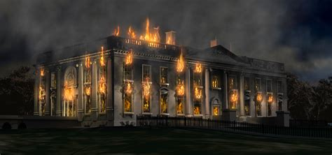 burning of the white house television internet video association of dc an animated discussion