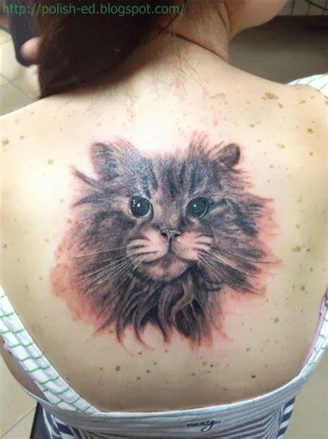 bad cat tattoo cat tats bad and