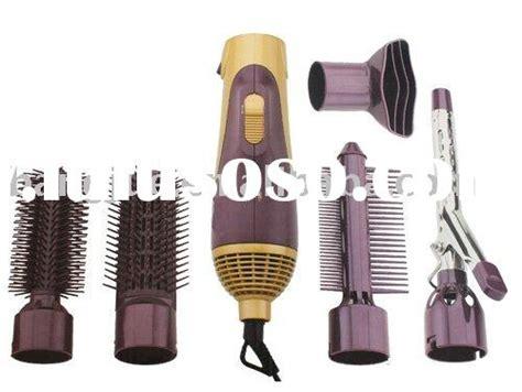 Panasonic Hair Brush Dryer Dual Voltage dual voltage wiht 5 accessories hair dryer air iron comb