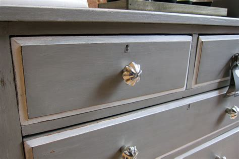 Grey Chest Of Drawers Uk by Grey Painted Edwardian Chest Of Drawers