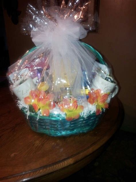 Pastor  Ee  Wife Ee    Ee  Gift Ee   Basket Gifts Pinterest Baskets