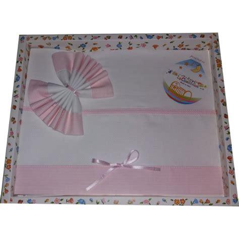 set culla set lenzuolino culla per bambini