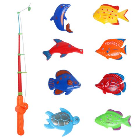Dijamin Fishing Toys Mainan Anak Ikan popular plastic fish buy cheap plastic fish lots from china plastic fish suppliers