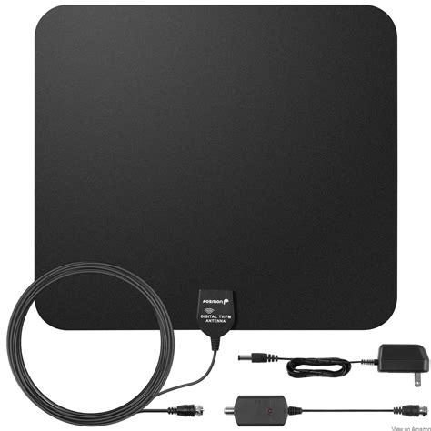 top 10 best indoor hdtv antennas in 2017 reviews