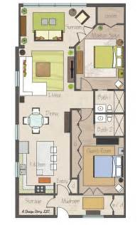 small floor plan 17 best ideas about 2 bedroom apartments on 3d