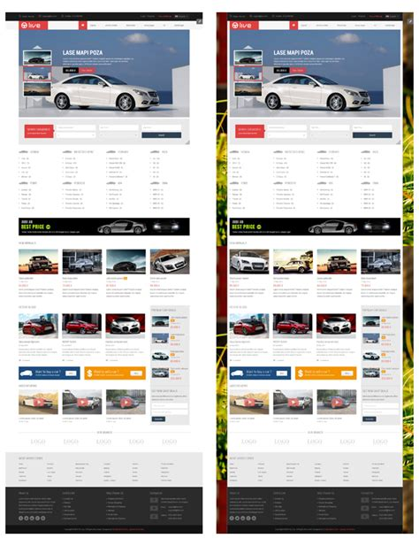 blogger templates for classified ads sj live responsive joomla template