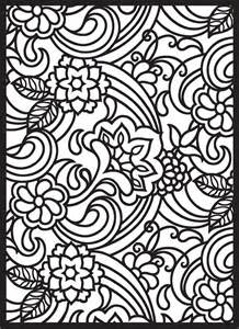 paisley color paisley coloring page 3 crafting stuff