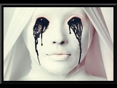 the story of makeup american horror story asylum makeup tutorial