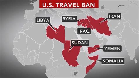 Travel Ban From Trump Will Have Adverse Impact On Trade