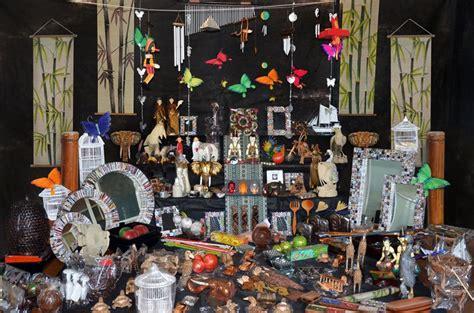Keranjang Bunga Unik Dan Antik kerajinan kayu dan anyaman paling laris di pasar ekspor