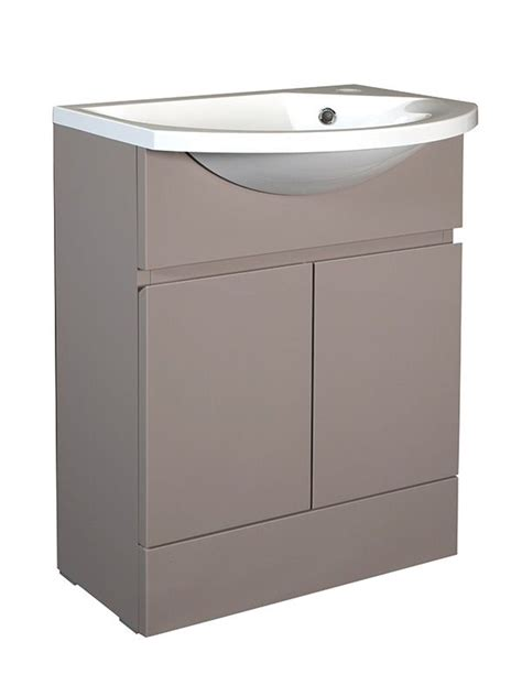 Slimline Vanity by Calypso Liana Slimline 600 Vanity Unit With Art600
