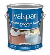 valspar porch floor patio oil paint