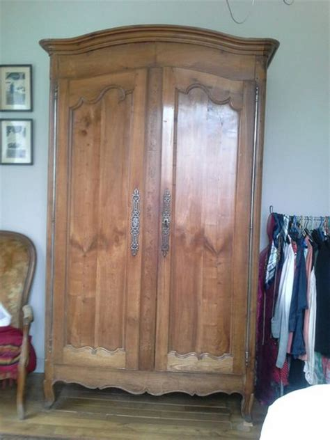 armoire ancienne merisier occasion clasf