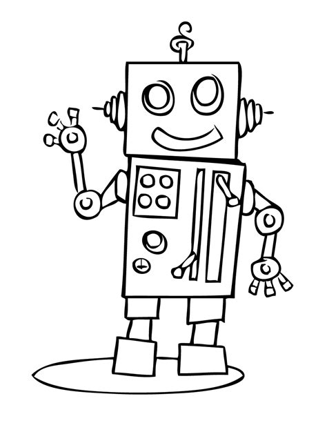 preschool robot coloring pages giant robot coloring pages coloring pages