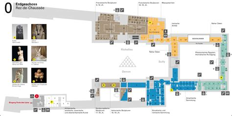 the louvre floor plan paris louvre museum buchen groundline