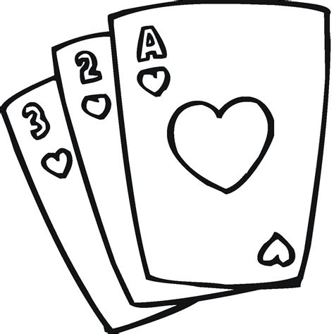 card draw clip cards clipart best