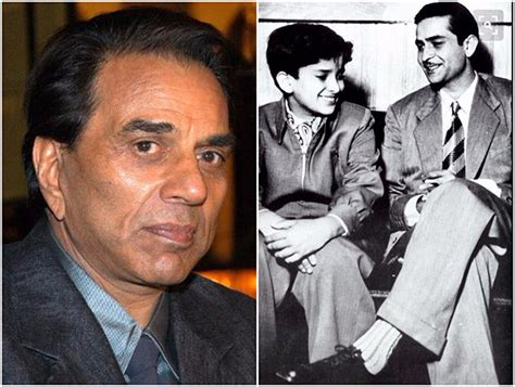 bollywood actor dharmendra date of birth dharmendra remembers his childhood admiration shashi