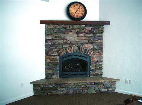 stone corner fireplace stone corner fireplace