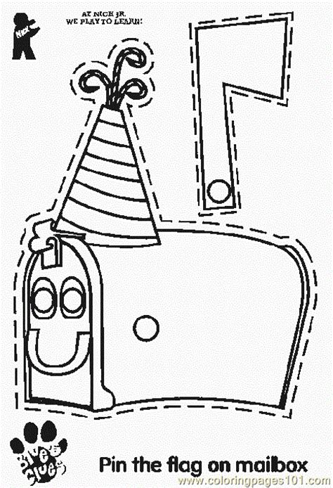 Free Coloring Pages Of Mail Box Free Coloring Books By Mail