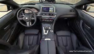 bmw m6 black interior image 183