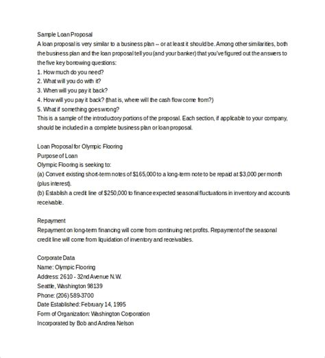 25 Free Business Proposal Templates Sle Templates Business Template Free