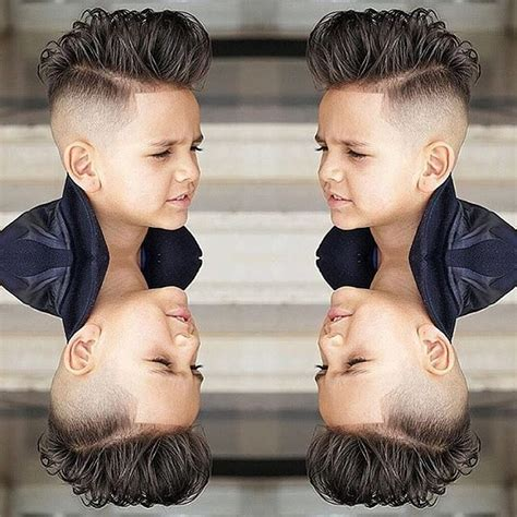 pompadour haircut toddler little boy hairstyles 70 trendy and cute toddler boy